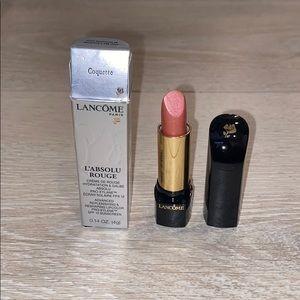 Lancôme lipstick coquette